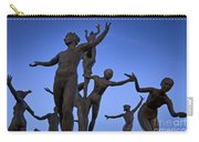 Dancing Figures Carry-all Pouch by Brian Jannsen