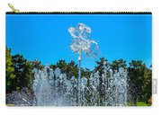 Dancing Fountain Carry-all Pouch