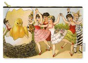Dancing Girls Carry-all Pouch