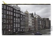 Dancing Houses Damrak Canal Amsterdam Carry-all Pouch