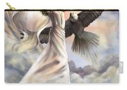Dancing In Glory Carry-all Pouch by Tamer and Cindy Elsharouni