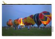 Dancing In The Moonlight Hot Air Balloons Carry-all Pouch