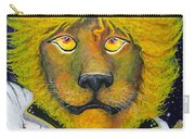 Dancing King Of The Serengeti Discotheque Carry-all Pouch