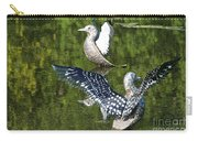 Dancing Loons Carry-all Pouch