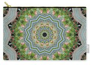 Dancing Mandevilla Blossom Kaleidoscope Carry-all Pouch