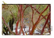 Dancing Manzanitas On The Hillside In Park Sierra-california Carry-all Pouch