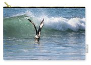 Dancing On The Waves Carry-all Pouch