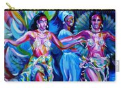 Dancing Panama Carry-all Pouch