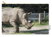 Dancing Rino Carry-all Pouch