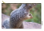 Dancing Squirrel Carry-all Pouch