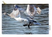 Dancing Swan Carry-all Pouch