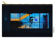Dancing To Floor G Night People Carry-all Pouch