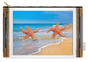 Dancing To The Beat Of The Sea Carry-all Pouch