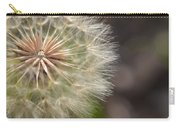Dandelion Art - So It Begins - By Sharon Cummings Carry-all Pouch