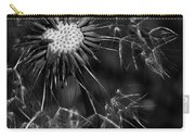 Dandelion Burst Carry-all Pouch