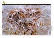 Dandelion Closeup Carry-all Pouch