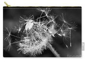 Dandelion Glow Carry-all Pouch