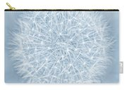 Dandelion Marco Abstract Blue Carry-all Pouch