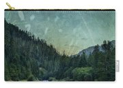 Dandelion Moon Carry-all Pouch