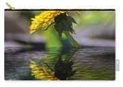 Dandelion Reflection Carry-all Pouch