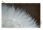 Dandelion Seed Head Macro I Carry-all Pouch