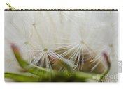 Dandelion Seed Head Macro IIi Carry-all Pouch