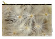 Dandelion Seed Head Macro Iv Carry-all Pouch