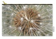 Dandelion Square Carry-all Pouch
