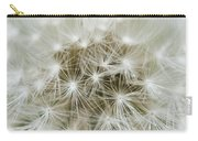 Dandelion Texture Carry-all Pouch