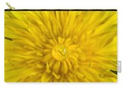 Dandelion With Waterdrop Carry-all Pouch