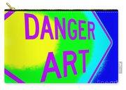 Danger Art Carry-all Pouch