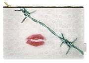 Dangerous Kisses Carry-all Pouch by Joana Kruse