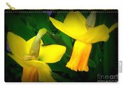 Dangling Daffodils Carry-all Pouch