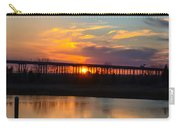 Daniel Island Sunset Carry-all Pouch