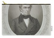 Daniel Webster, From The History Of The United States, Vol. II, By Charles Mackay, Engraved By T Carry-all Pouch