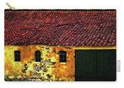 Danish Barn Impasto Version Carry-all Pouch by Steve Harrington