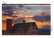 Danny's Barn Carry-all Pouch by Darren  White