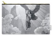 Dante And The Eagle Carry-all Pouch