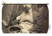Dante Gabriel Rossetti English Poet Carry-all Pouch