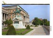 Danube Terrace At Buda Castle In Budapest Carry-all Pouch