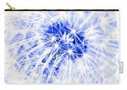 Dandy Blue Carry-all Pouch