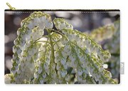 Dappled Pieris Japonica Carry-all Pouch