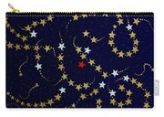 Dare To Be Different - Stars - Blazing Trails Carry-all Pouch