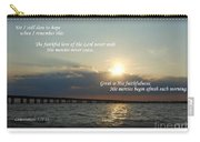 Dare To Hope Carry-all Pouch