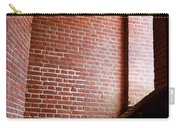 Dark Brick Passageway Carry-all Pouch by Frank Romeo