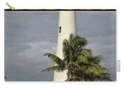 Dark Clouds Over Cape Florida Carry-all Pouch