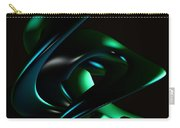 Dark Curves Carry-all Pouch