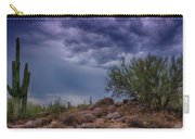 Dark Desert Skies  Carry-all Pouch