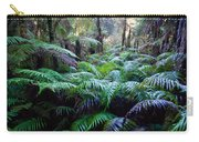 Dark Ferns Carry-all Pouch