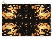 Dark Flame Of Nature Carry-all Pouch